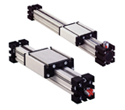 Modular linear actuators