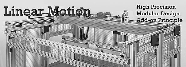 linear motion guide rails